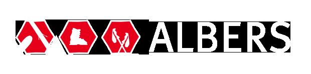 Skiverleih Albers Hunau Bödefeld, Sauerland Logo